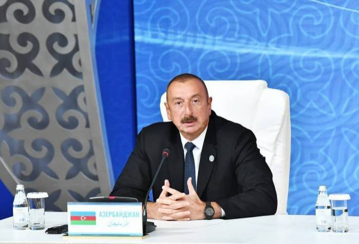 Sommet d'Aktaou: Déclaration à la presse des responsables des cinq pays bordant la mer Caspienne