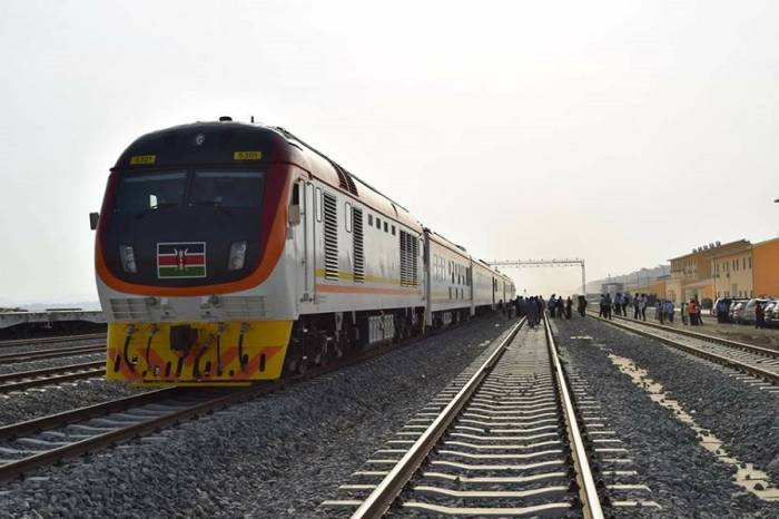 2 top officials arrested in Kenya over new $3bn railway