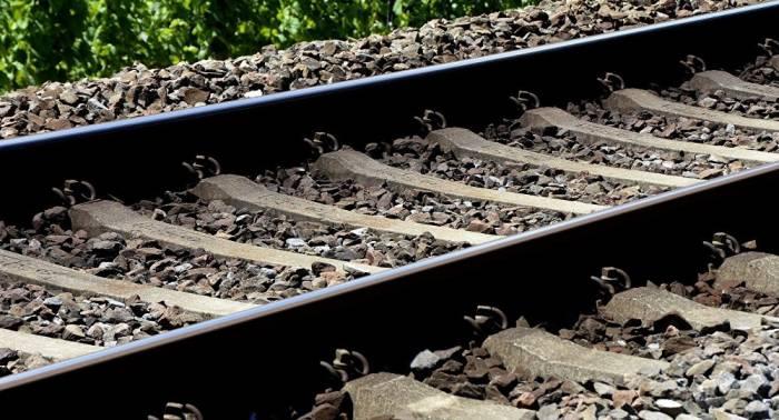 Descarrilla un tren con 328 personas a bordo en Mongolia