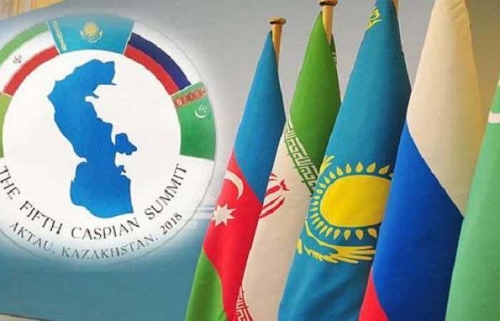 Azerbaiyán, Irán, Kazajistán, Rusia y Turkmenistán firman la Convención del Caspio