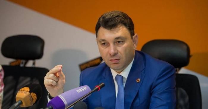 Erməni vitse-spiker Azərbaycanın uğurlarını etiraf etdi