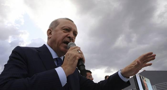 """""""Sie zwingen uns nicht in die Knie"""": Erdogan verspricht Antwort auf Druck der USA"""