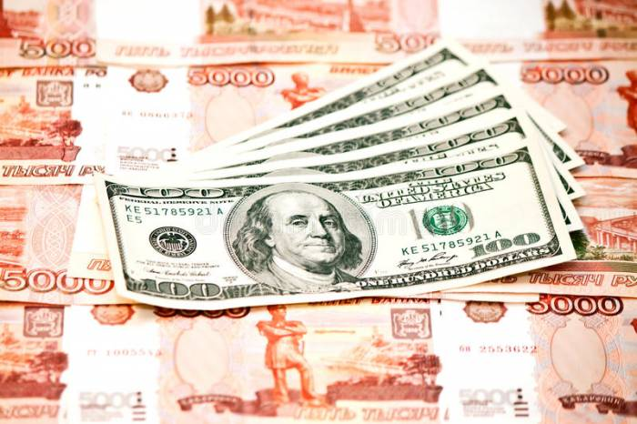 Russia reduces dependence on US dollar in response to sanctions