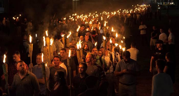 Rassenkonflikte in Charlottesville: Botschaft bestreitet russische Einmischung