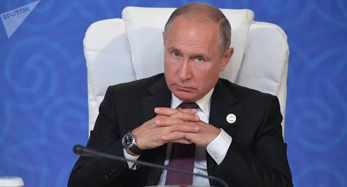 Putin trifft sich am 18. August mit Merkel
