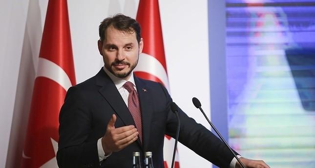 Türkischer Finanzminister Albayrak: Kein Eingriff in Einlagen von Banken
