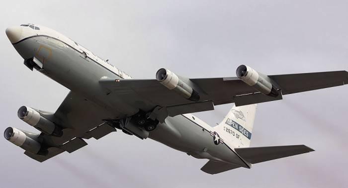 USA legen Zusammenarbeit mit Russland im Rahmen des Open-Skies-Vertrags auf Eis