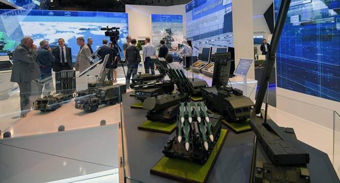 Russischer Rüstungskonzern Almas-Antei erstmals unter den Top-10 Herstellern weltweit