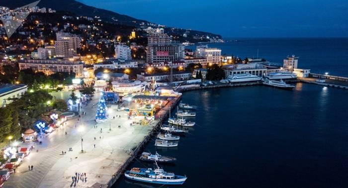 Una delegación de Alemania visita Crimea para estudiar el potencial de inversión