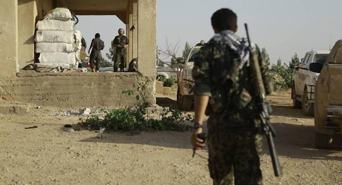 Los kurdos examinan con el Gobierno sirio el tema del autogobierno local