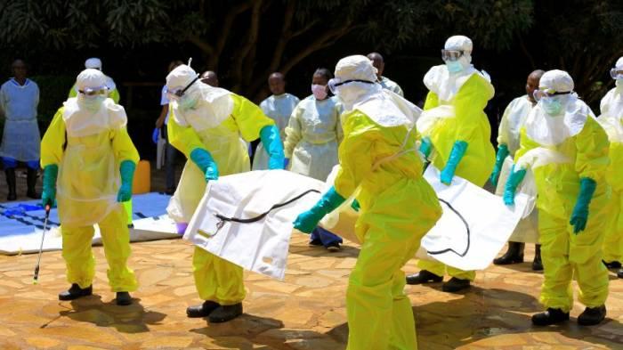 Behörden hoffen auf experimentelle Ebola-Therapie