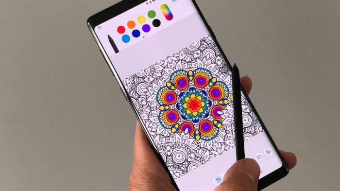 Samsungs Luxus-Smartphone im Test