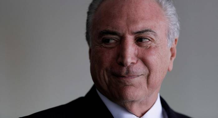 Temer asiste a toma de posesión de Benítez y subraya buena relación bilateral con Paraguay
