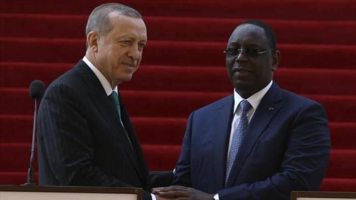Senegaleses boicotean productos de EEUU a favor de Turquía