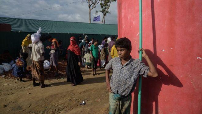 Myanmar Rohingya: Facebook