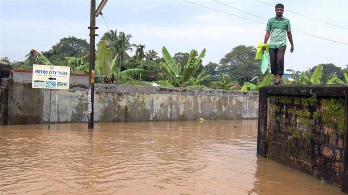 India: Death toll in devastating Kerala floods jumps to 67