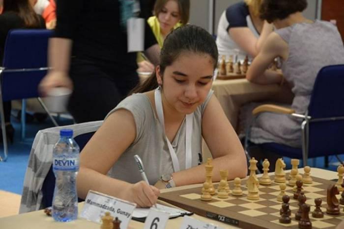 Azerbaijan`s Gunay Mammadzada wins 25th Abu Dhabi International Chess Festival