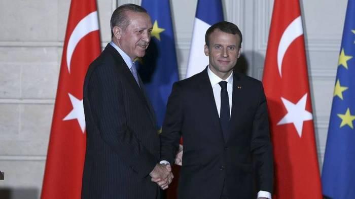 Fransa prezidentindən Türkiyəyə dəstək