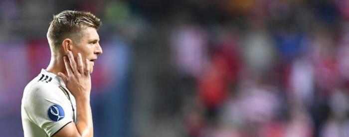 "Toni Kroos über Mesut Özil: ""Höherer Anteil an Quatsch"""
