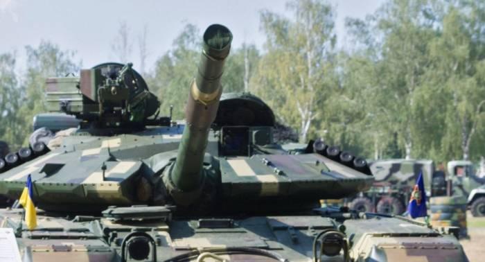 """""""Sapsan? Es gibt keinen"""": Betriebsmitarbeiter zu neuem ukrainischem Raketenkomplex"""