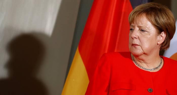 """""""Merkel muss Mut aufbringen"""""""