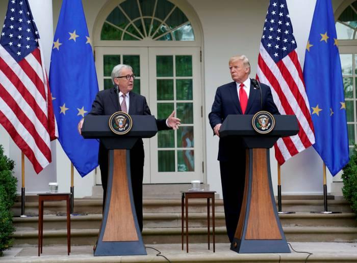 EU-Handelsüberschuss mit den USA steigt im ersten Halbjahr kräftig