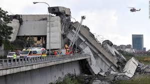 Entre 10 y 20 personas pueden seguir bajo los escombros del puente de Génova