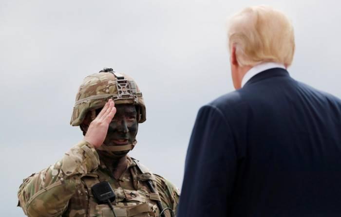 Pentagon postpones Trump