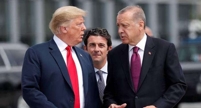 """Trump an Erdogan: Wir """"setzen nach"""""""