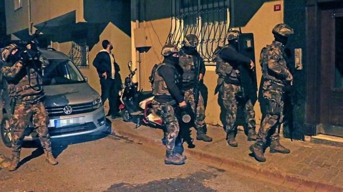 Türkiyədə 4 terrorçu öldürülüb, 20 şübhəli tutulub