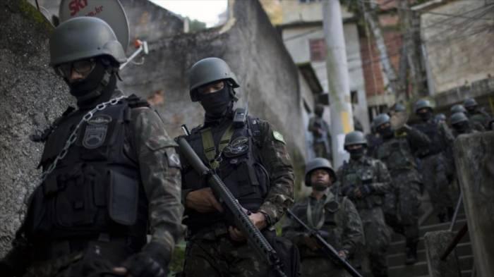 736 brasileños mueren desde inicio de injerencia militar en Río
