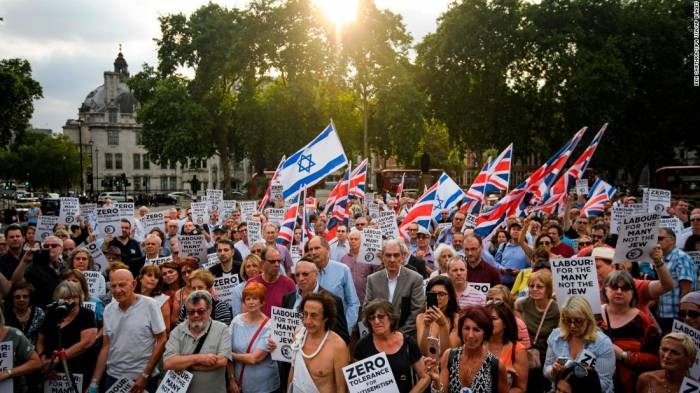 Anti-Semitism is so bad in Britain that some Jews are planning to leave