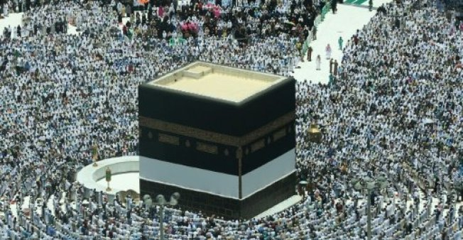 Thousands arrive in Mecca for