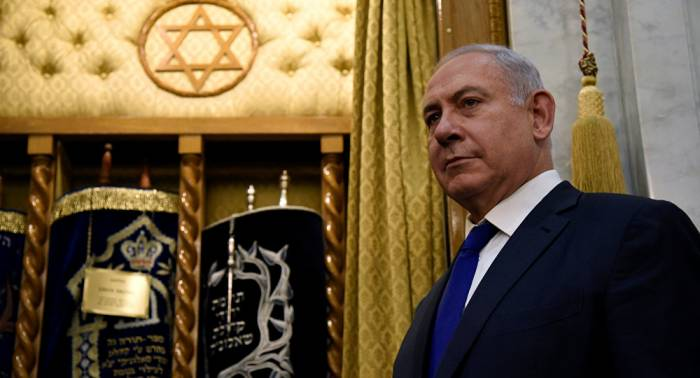 Policía israelí interroga a Netanyahu por un caso de corrupción
