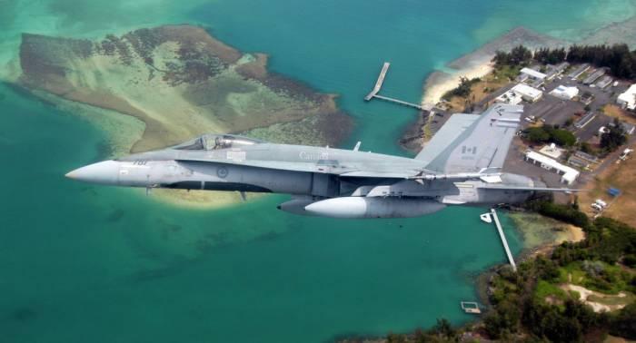 Canadá enviará a Rumanía militares y cazas según programa de patrullaje de la OTAN