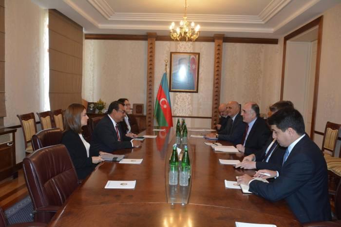 Malaysian ambassador completes diplomatic mission in Azerbaijan