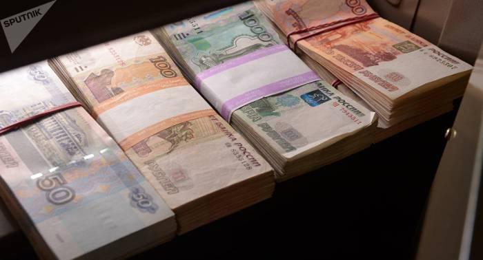 Experten wissen, welchen Anteil die USA an russischen Staatsschulden halten