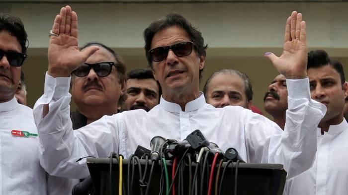 Imran Khan in Pakistan -Der Mann, der viele Wunder braucht