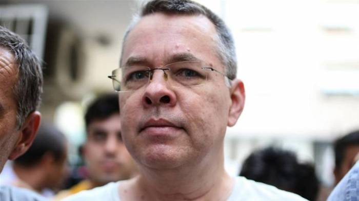 Turkey court rejects US pastor Andrew Brunson release appeal