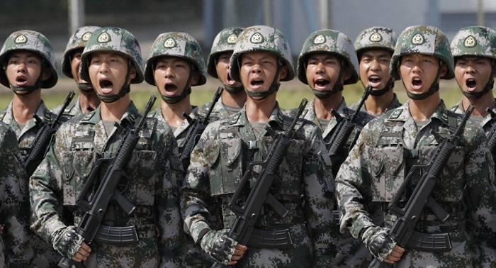 Pekín protesta por el informe de EEUU sobre las Fuerzas Armadas chinas