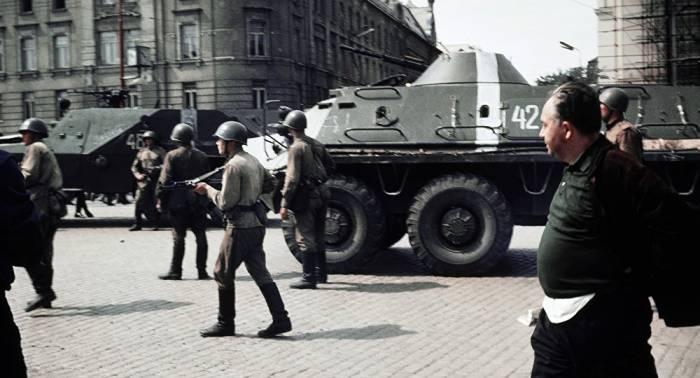 Warum die NVA 1968 nicht in Prag einmarschierte – Ex-DDR-General erinnert sich