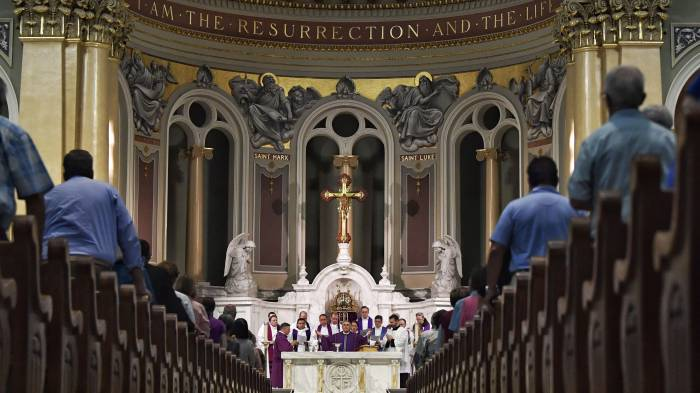 Why the Roman Catholic Church continues to struggle with sexual abuse scandals
