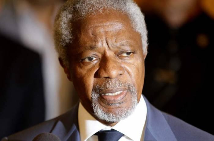 Nobel Peace Prize winner and former UN Secretary General Kofi Annan dies aged 80