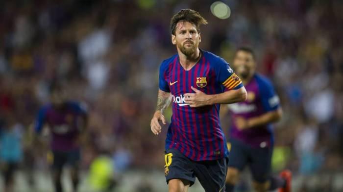 "Messi ""Barselona""nın 6000-ci qolunu vurdu"