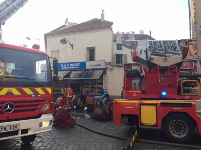 Incendie près de Paris: sept blessés graves, dont cinq enfants