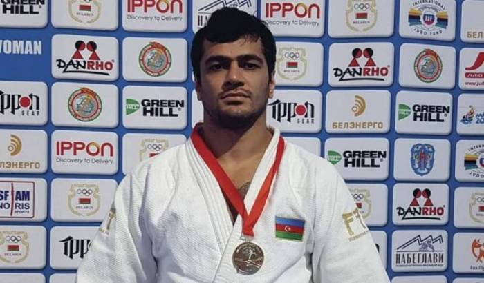 Azerbaijani judoka crowned European champion