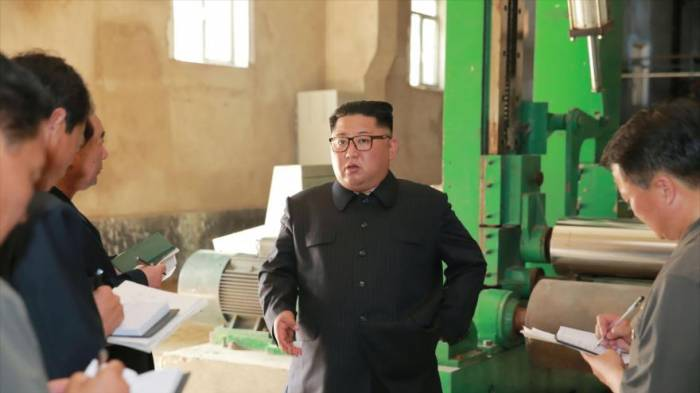 Kim resalta 'historia de milagro' norcoreana pese a sanciones