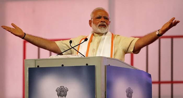 Modi aboga por unas buenas relaciones con el nuevo Gobierno pakistaní