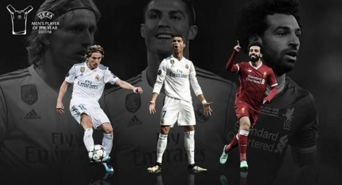 Mövsümün ən yaxşı 3 futbolçusu - Messi siyahıda yoxdur