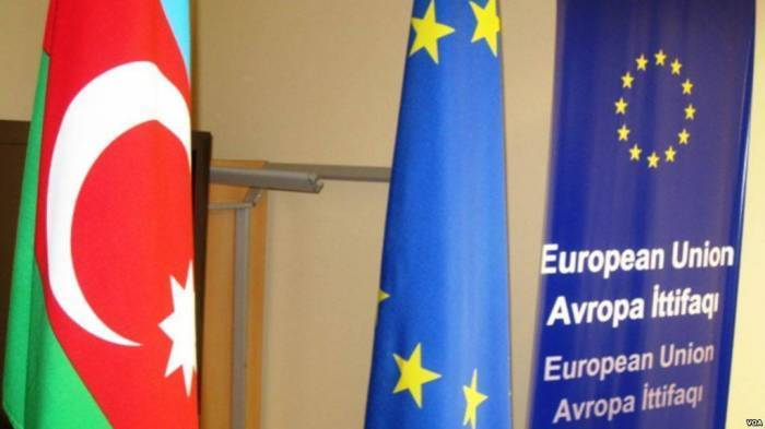"""Aserbaidschan unterzeichnet ein """"großes Übereinkommen"""" mit Europäischer Union"""